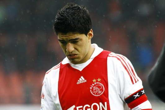 Luis Suarez, NEC - Ajax (PROSHOTS)