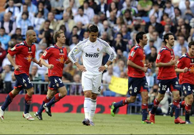Spanish Inquisition: Will Real Madrid's Undisciplined Defending Put An Early End To Their Title Push?
