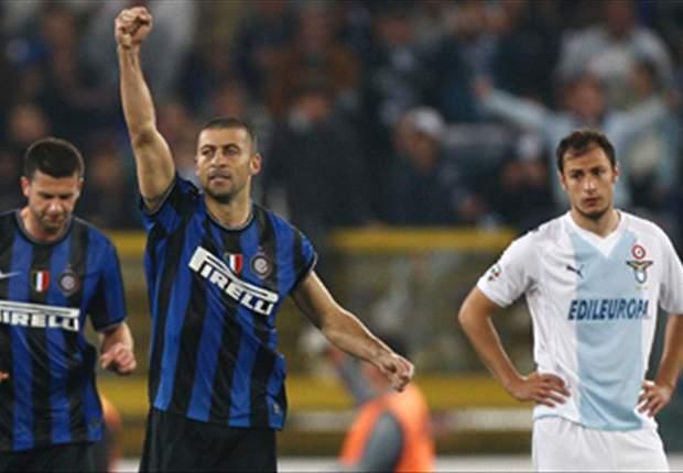 Spielbericht Serie A: Lazio Rom – Inter Mailand
