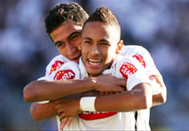 Santos' Neymar Nominated For Brasileiro Player Of The Year Award As Vasco Da Gama Lead Nominees