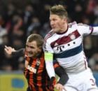 Champions League: Shakhtar 0-0 Bayern