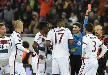 Shakhtar 0-0 Bayern Munich: Feisty draw