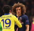 Paris SG, David Luiz reconduit en milieu de terrain