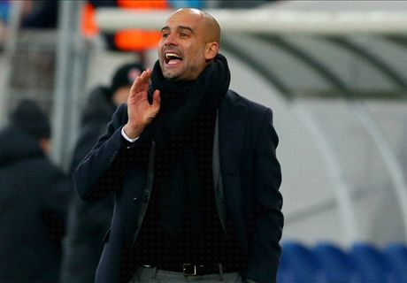 Pep: Not every game's a cakewalk