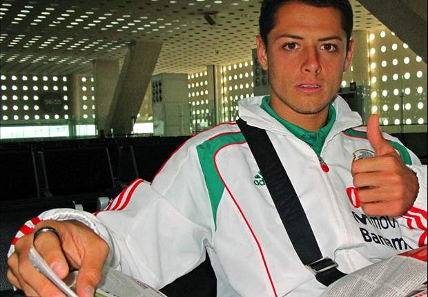 Javier 'Chicharito' Hernandez's Father Quits Managerial Job To Watch Son In South Africa