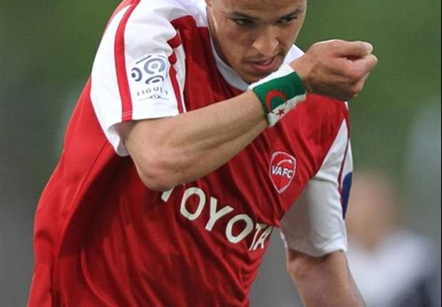 Valenciennes Midfielder Foued Kadir Out For Six Months With Knee Injury - Report