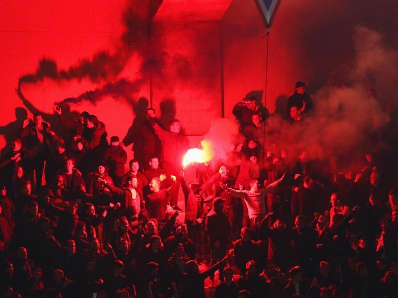 Des supporters parisiens interpellés à Malmo