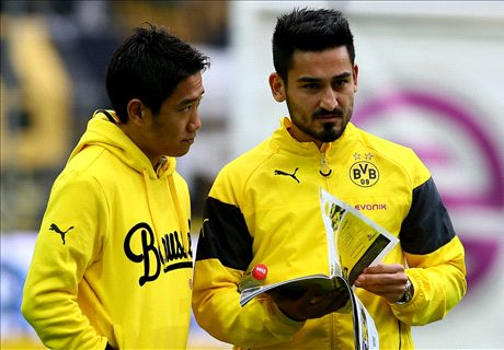RUMOURS: Gundogan signs City deal