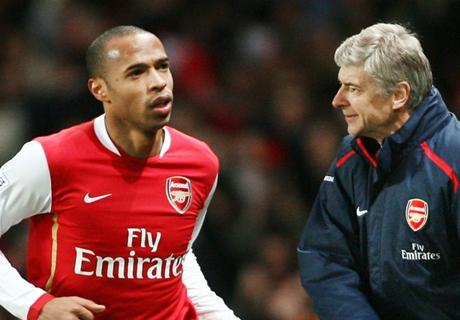 Henry rêve de revenir à Arsenal comme entraîneur