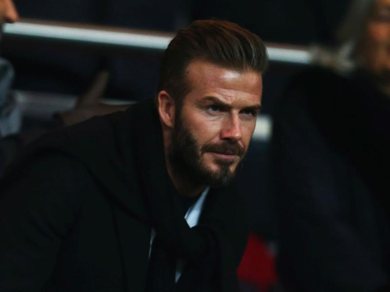 """Beckham : """"Le PSG est un club très spécial"""""""