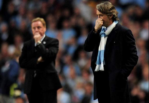 Roberto Mancini says Manchester City will 'try to win the Premier League next season' despite failure to qualify for Champions League