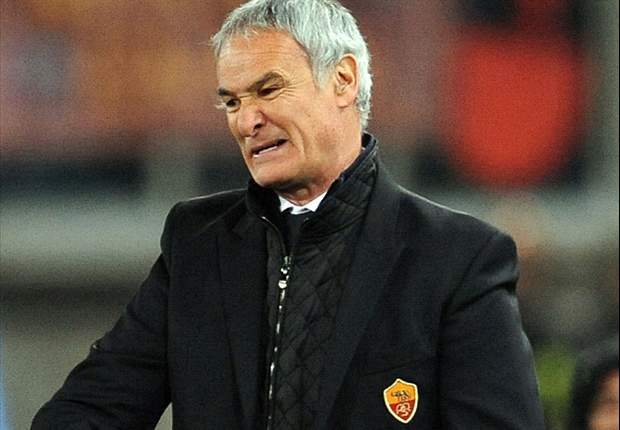Roma Coach Claudio Ranieri Defends Francesco Totti Following Coppa Italia Dismissal