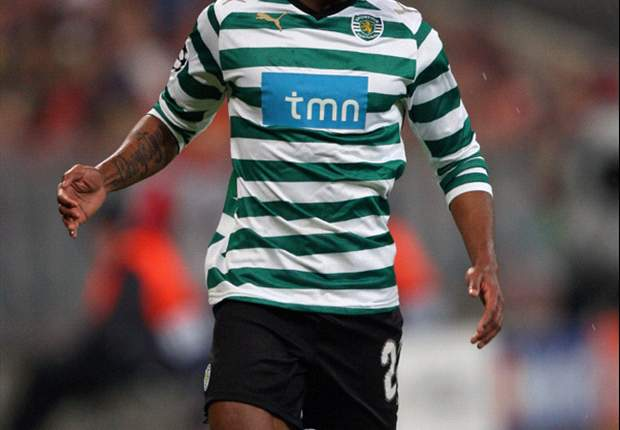 Sporting Lisbon striker Yannick Djalo could move to Tottenham Hotspur - agent