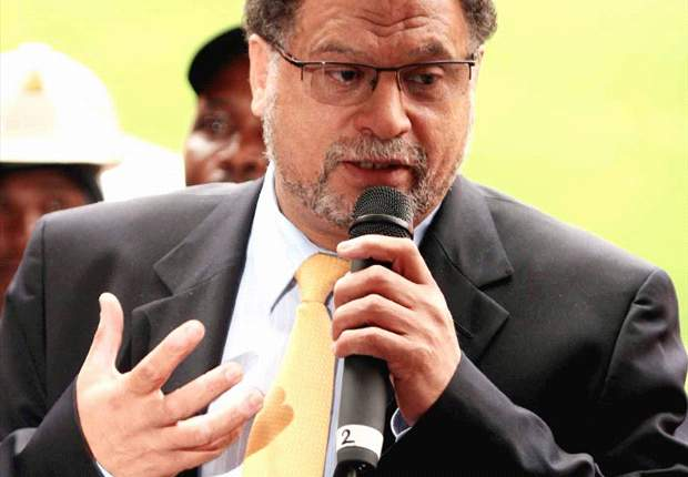 Jordaan appointed as special advisor to the 2014 World Cup