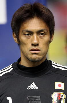 Seigo Narazaki, Japan(Getty Images)