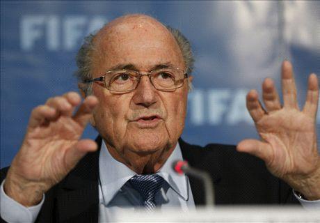 Blatter: Put 2022 final on December 18