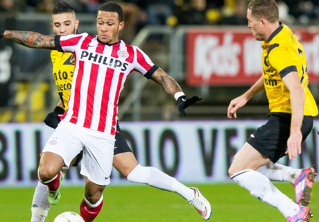 Depay can be as good as Robben - Cocu