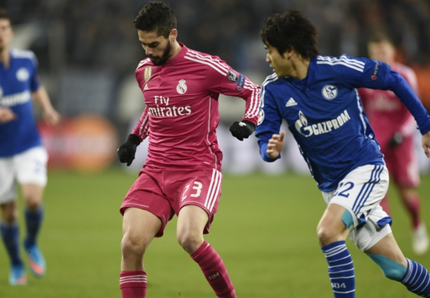 Schalke 0-2 Real Madrid