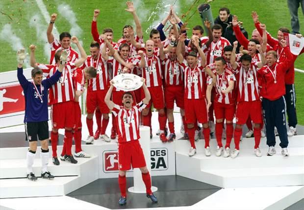 Daftar Juara Bundesliga Jerman