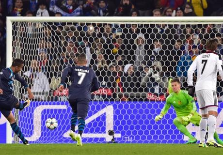 Basel 1-1 Porto: Late equalizer