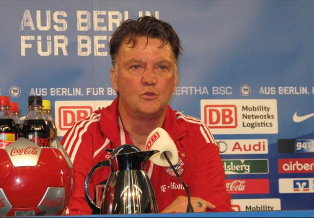 Bayern Munich Coach Louis Van Gaal Believes Mainz Can Be Bundesliga Champions