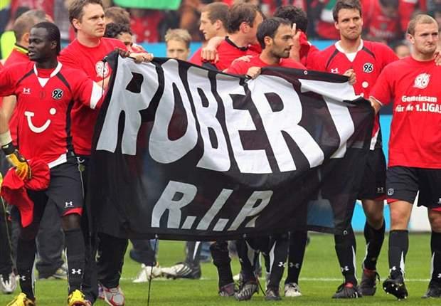 Robert Enke's Death Has Changed Nothing - Leverkusen Goalkeeper Rene Adler