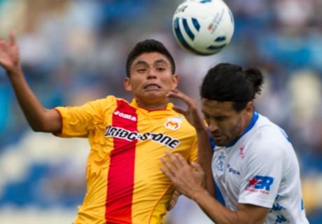Morelia y Puebla equipos en crisis