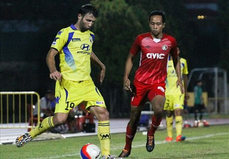 Some pre-season pointers as Tampines and Albirex secure friendly wins