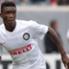Mbaye in maglia Inter