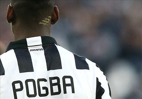 La Juventus met les barbelés autour de Pogba