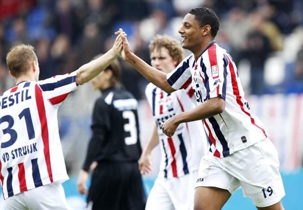Blackburn Rovers Striker Maceo Ritgers Joins Willem II On Season-Long Loan