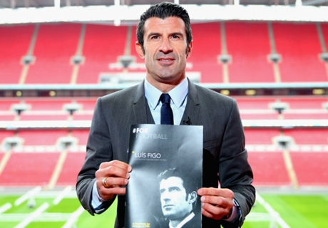 Figo proposes 48-team World Cup