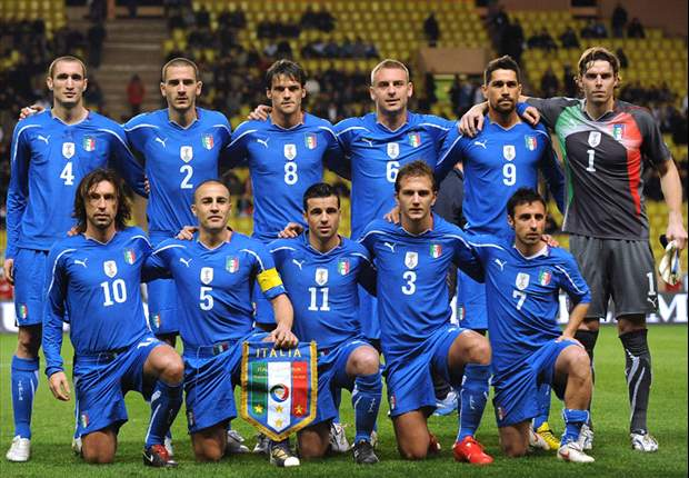 World Cup 2010: Italy Are Good Enough For Success - Giancarlo Abete