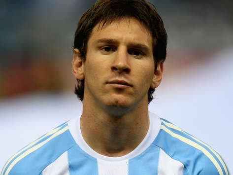 Leo Messi - Argentina (Getty Images)