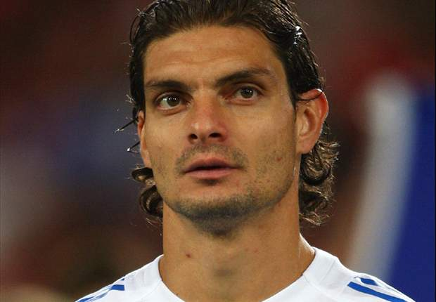 Angelos Charisteas Angelos Charisteas 39proud39 to be back for Greece ahead of