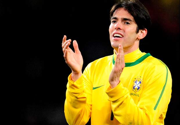 TEAM NEWS: Kaka makes starting return for Brazil in Iraq friendly