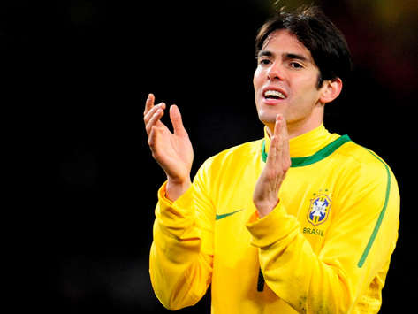 Ricardo Kakà - Brazil (Getty Images)