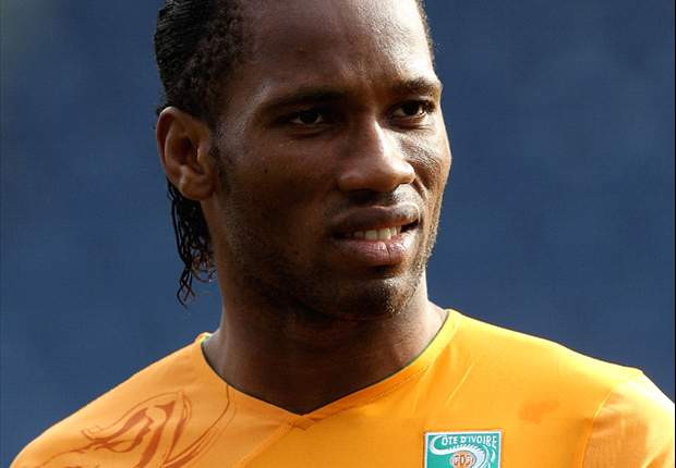 World Cup 2010: Didier Drogba Ruled Out Of The Tournament After Fracturing Elbow - Reports