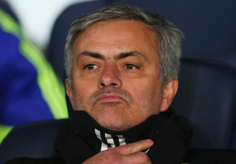 No referee fear for Mourinho