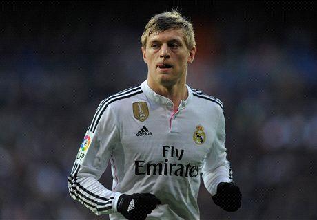 Kroos se siente cómodo en el Real Madrid