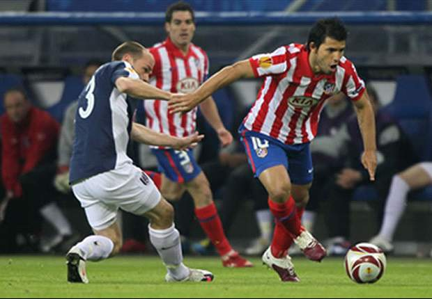 Half Time - Atletico Madrid 1-1 Fulham: Colchoneros Took The Lead, But Londoners Level Before Break