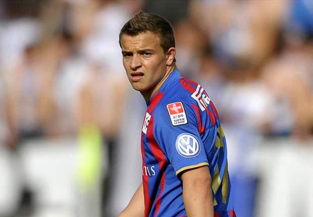Switzerland star Xherdan Shaqiri yearns for Liverpool move - report