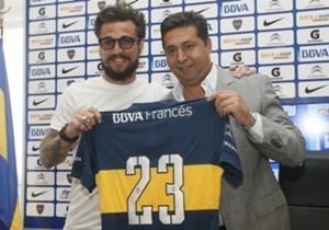Daniel Osvaldo, la gran jugada política de Angelici.