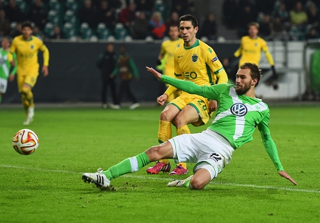 Match Report: Wolfsburg 2-0 Sporting