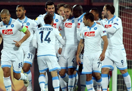 Benitez: Napoli still maturing