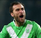Dost doubles down in Wolfsburg win