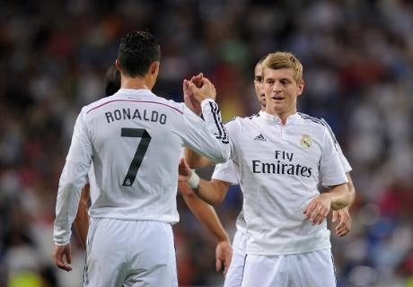 Real Madrid-Villarreal, direct commenté et statistiques live