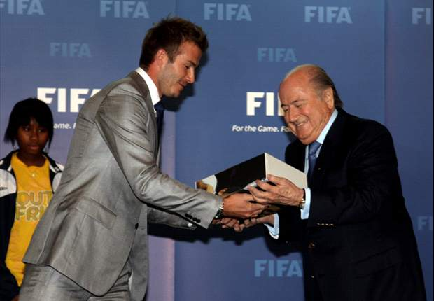 Fifa president Sepp Blatter named biggest villain of the past decade