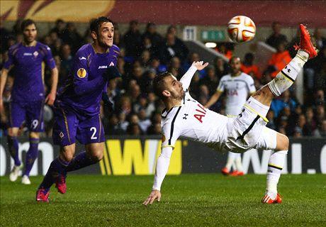 Previa UEL: Fiorentina-Tottenham