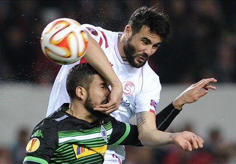 Match Report: Sevilla 1-0 Gladbach